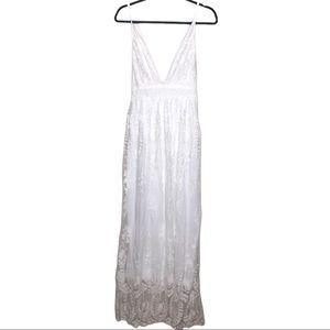 Unbranded Maxi White Dress
